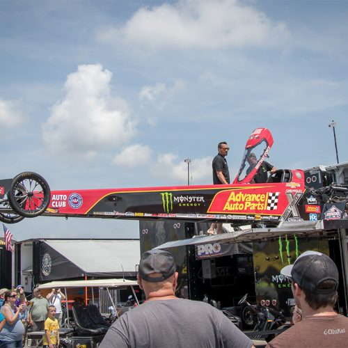 NHRA Debuts 'Speed For All' Promotional Program