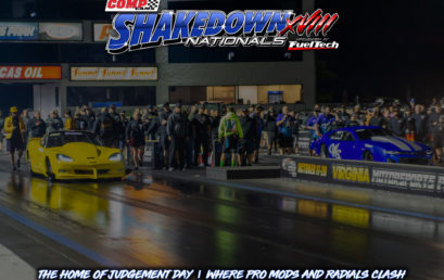 COMP Cams Shakedown Nationals, presented by: FuelTech Returns on September 16-19 to Virginia